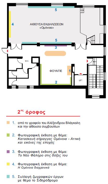 δεύτερος όροφος